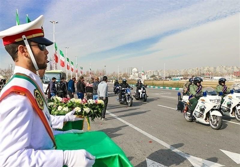 70 تیم پلیس در برقراری امنیت سفرهای نوروزی استان بوشهر مشارکت دارند