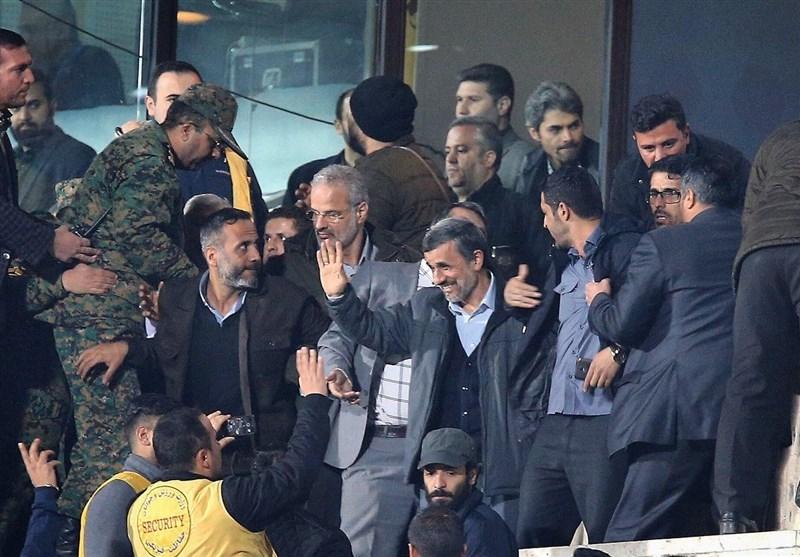 محمود احمدینژاد: استقلال از حریف خود سر بود و با بدشانسی به پیروزی نرسید/ امیدوارم بیشتر هوای نمایندههای ایران را داشته باشند