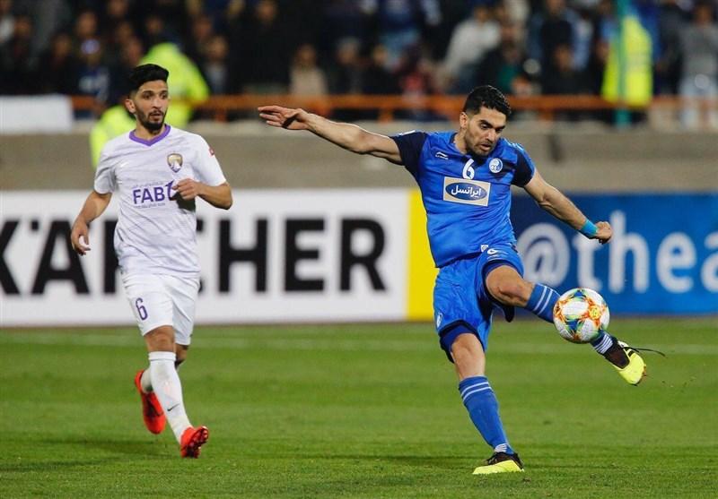 استقلال طهران یتعادل مع العین 1-1 فی دوری أبطال آسیا