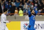 Esteghlal Midfielder Tareq Rues Bad Luck against Al Ain