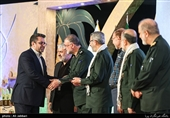 گزارش کامل تسنیم از اختتامیه جشنواره ملی ره آورد سرزمین نور در خرمشهر + تصاویر
