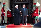 عضو ارشد جریان حکیم: سفر روحانی به عراق بیانگر سطح پیشرفته روابط دو همسایه است