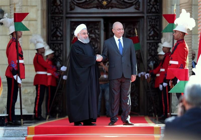 بلومبرگ: تقویت روابط اقتصادی ایران و عراق؛ آمریکا به حاشیه رانده شد