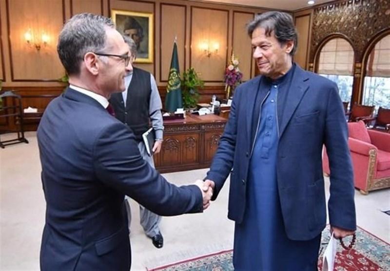 گزارش سفر وزیر خارجه آلمان به پاکستان؛ از حضور در کمپ مهاجرین افغانستانی تا دفاع از مردم کشمیر