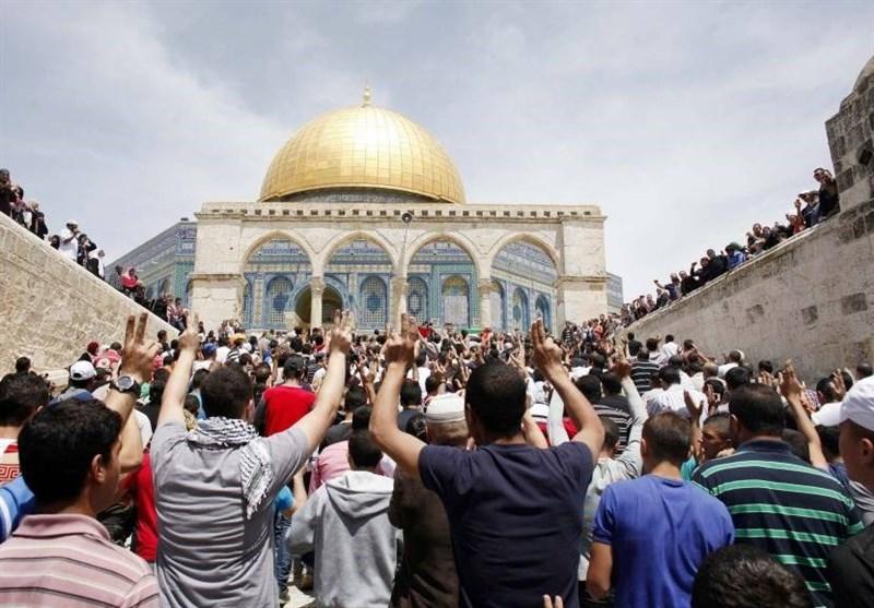 فراخوان برای خیزش فلسطینیها به سمت مسجدالاقصی؛ حماس : امت اسلام از قبله نخست مسلمانان حمایت کند