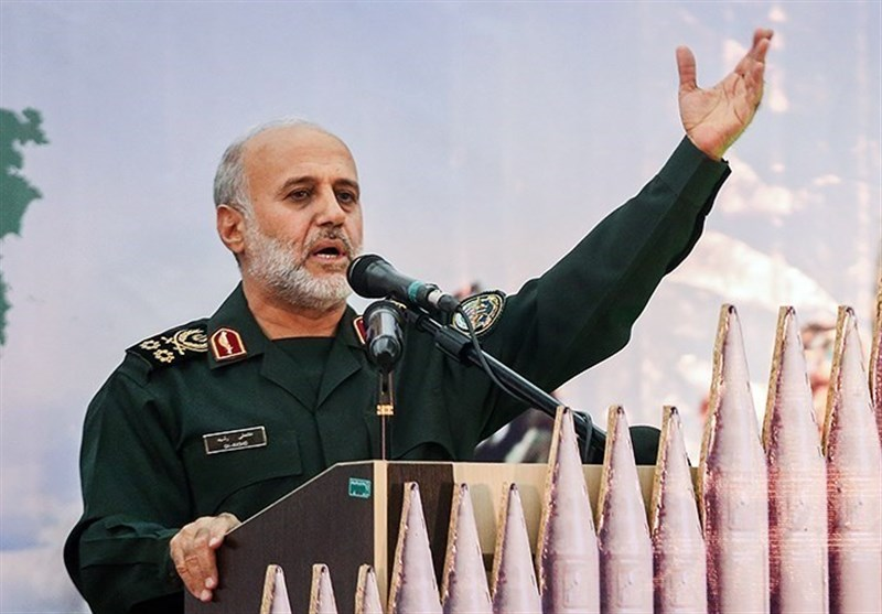 Iranian Forces Ready for Any Eventuality: Commander