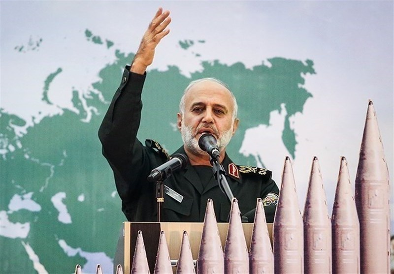 Iranian Commander Warns US against Any Wrongdoing in Region