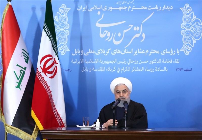 دولت در هفته گذشته|از گفتوگو با «عمران خان» درباره تروریستها تا سفر راهبردی روحانی به عراق
