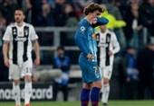 فوتبال جهان| هواداران خشمگین اتلتیکومادرید پلاک یادبود گریزمان را تخریب کردند + عکس