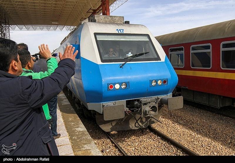 خراسانشمالی| راهآهن جوین به اسفراین در سال 98 به بهره برداری میرسد