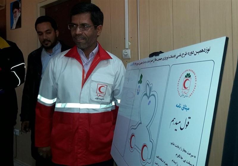 30 پایگاه امدادرسانی نوروزی در استان خراسان جنوبی فعال شد