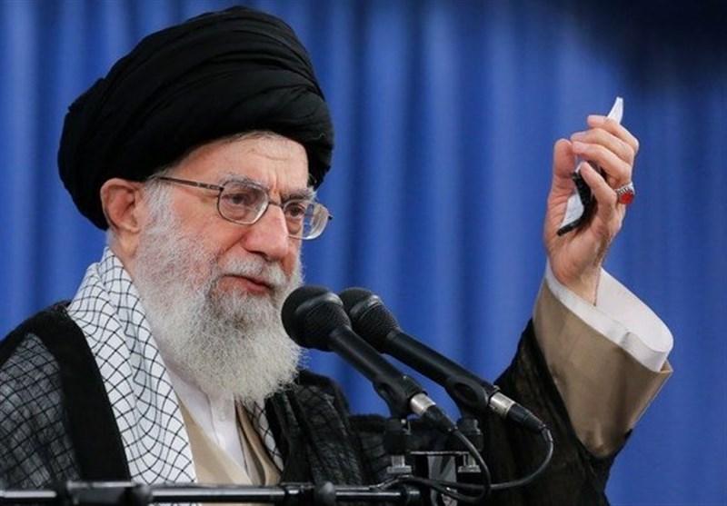 امام خامنهای در دیدار هزاران نفر از دانشآموزان: اختلاف بین ملت ایران با دولت آمریکا از 28 مرداد و قبل آن بود/امروز آمریکا از سال 43 ضعیفتر شده است