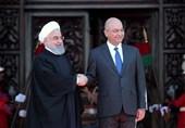 گزارش: 7 نکته از سفر راهبردی و تاریخی روحانی به عراق