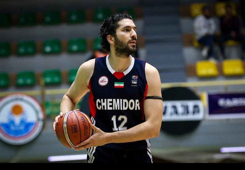 بسکتبال باشگاه های غرب آسیا شیمیدر قهرمان شد