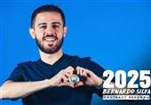 فوتبال جهان| قرارداد سیلوا با منچسترسیتی تمدید شد