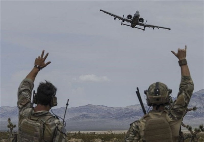 حمله هوایی آمریکا به نیروهای امنیتی در جنوب افغانستان 5 کشته برجا گذاشت