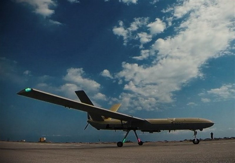 UAV Makes Emergency Landing in SW Iran (+Video)