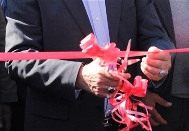 وزیر تعاون یک گاوداری 2000 رأسی را در الیگودرز افتتاح کرد