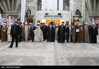تجدید میثاق اعضای مجلس خبرگان رهبری با آرمان های امام خمینی (ره)