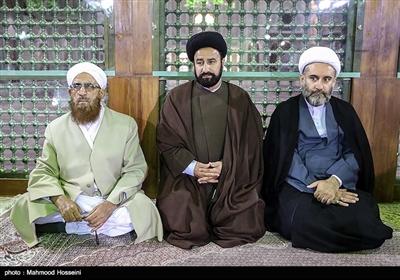 مولوی نذیر احمد سلامی نماینده مردم سیستان و بلوچستان در مجلس خبرگان رهبری