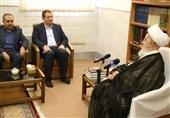 آیتالله مکارم شیرازی خطاب به وزیر صنعت: جلوی فشار بانکها به واحدهای تولیدی را بگیرید
