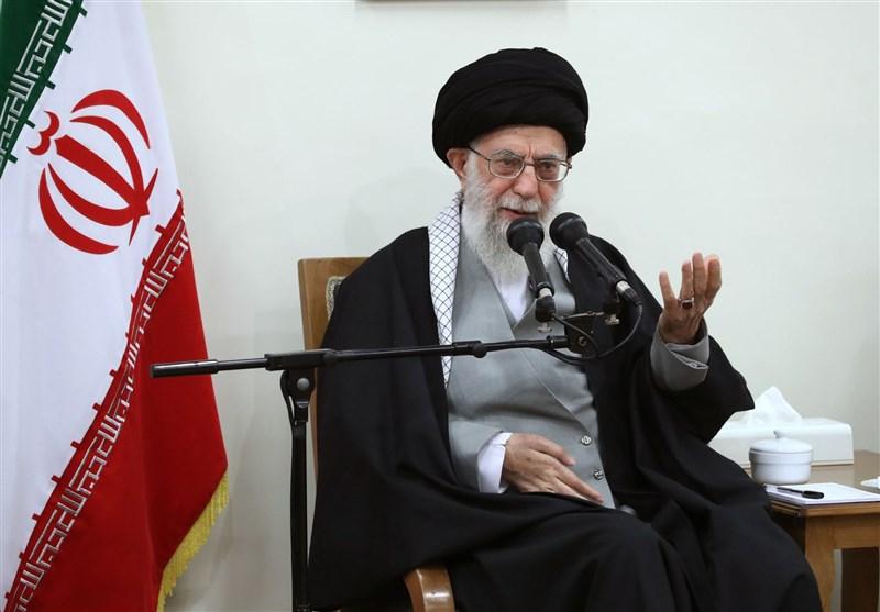 امام خامنهای: آمریکا دست به تهاجم حداکثری زده/ سنگینترین شکست تاریخ آمریکا را نصیبشان میکنیم