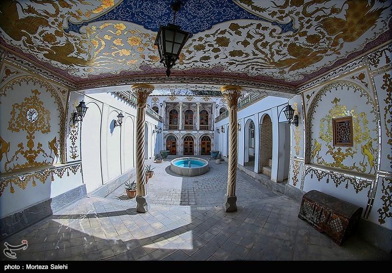 Mollabashi Historical House, Isfahan, Iran