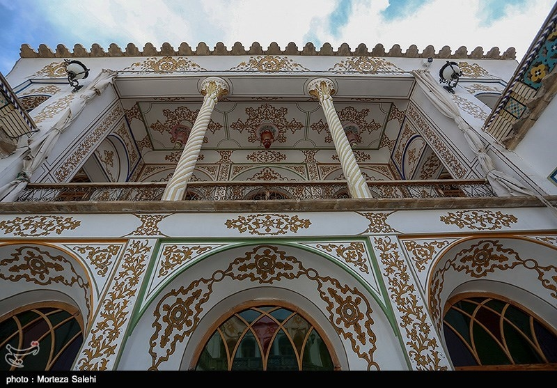 Angurestan-e Malek Historical House in Iran's Isfahan - Tourism news