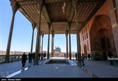 Ali Qapu: A Grand Palace in Isfahan, Iran