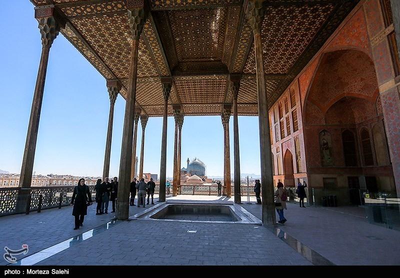 Ali Qapu: A Grand Palace in Isfahan, Iran