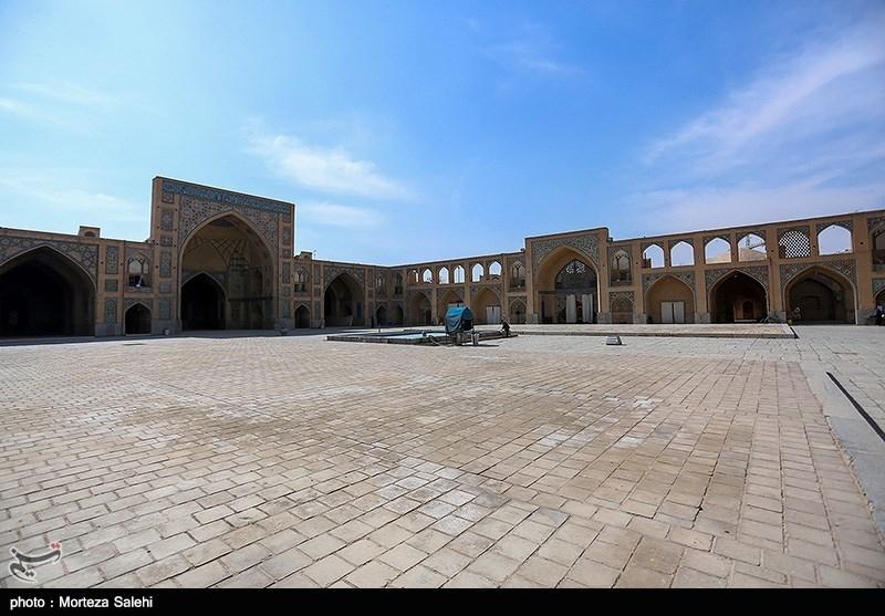 بزرگترین مسجد بین راهی شمال کشور راه اندازی شد