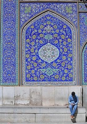 سرزمین مادری / مسجد شیخ لطفالله