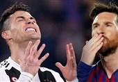 فوتبال جهان  مسی یا رونالدو؟ روسها کدام یک را بیشتر میپسندند؟ + عکس