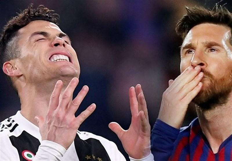 فوتبال جهان| مسی یا رونالدو؟ روسها کدام یک را بیشتر میپسندند؟ + عکس