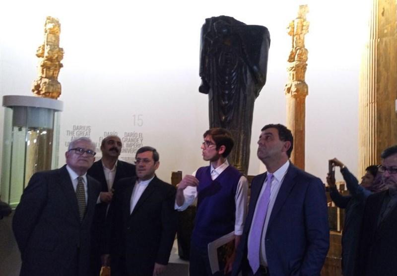 بزرگترین رویداد 400 ساله اخیر ایران و اسپانیا رقم خورد + تصاویر