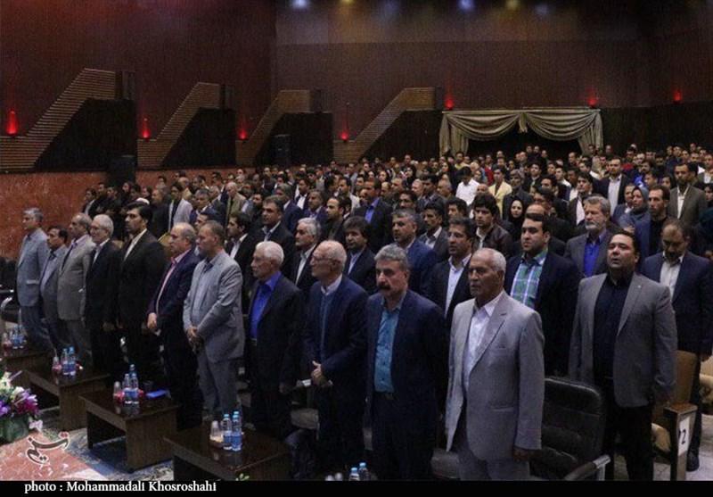 رئیس فدراسیون فوتبال از نخبگان فوتبالی استان کرمان تجلیل کرد