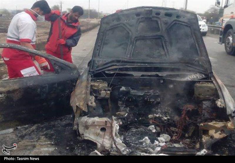 جلسه اضطراری بررسی حریق لولههای گاز اهواز به بندرماهشهر؛ پارگی لوله در طول مسیر علت حادثه بود