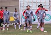 برگزاری دیدار تیمهای فوتبال امید ایران و سوریه پشت درهاى بسته