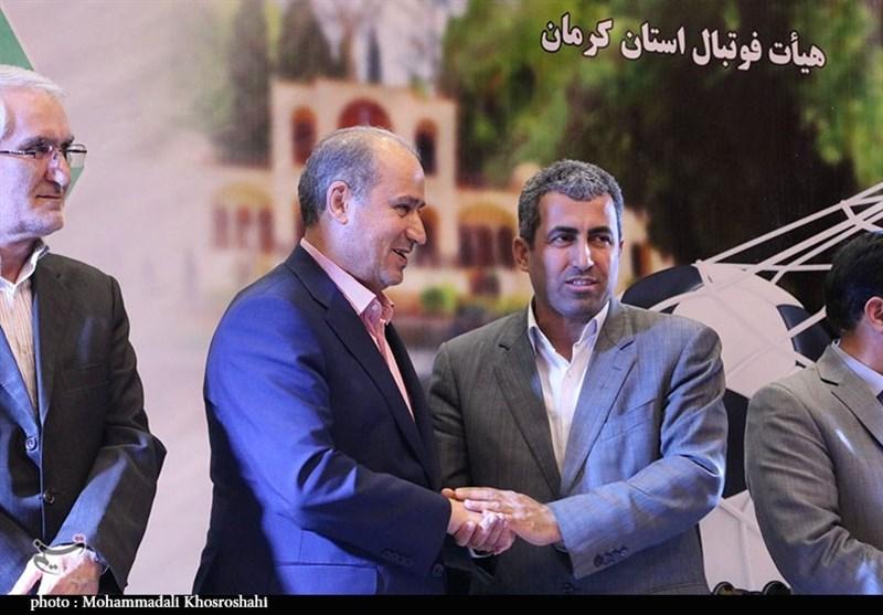 جشن برترینهای فوتبال استان کرمان به روایت تصویر