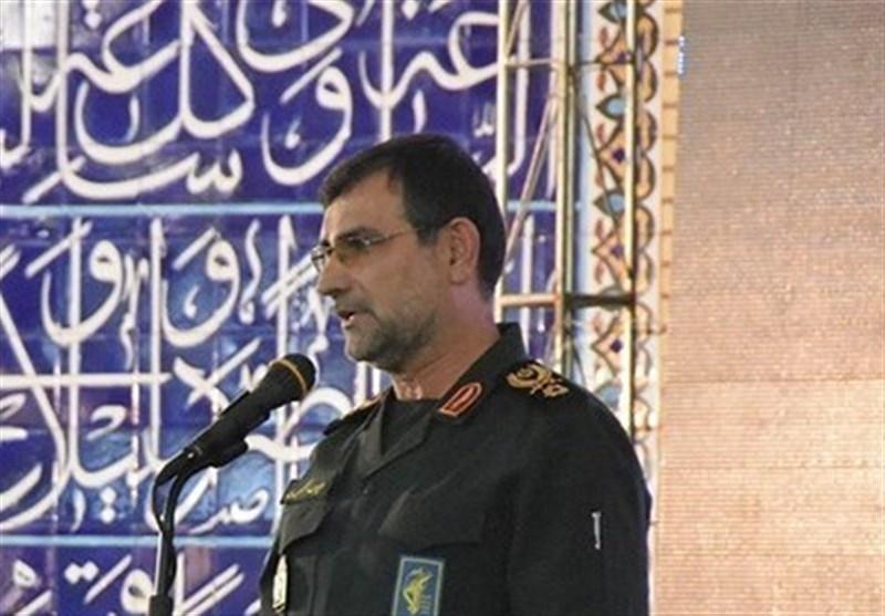 سردار تنگسیری : 85 کشور در جنگ تحمیلی 8 ساله با ایران در جنگ بودند