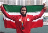 دوومیدانی قهرمانی نوجوانان آسیا| شادکام، اولین مدالآور ایران