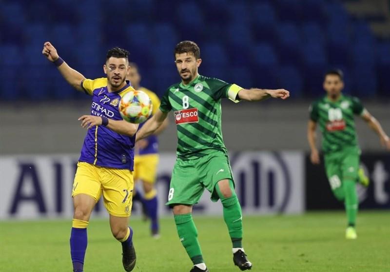 Iran's Zob Ahan Looks Top of Group in Match against Saudis Al Nassr