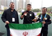 دوومیدانی قهرمانی نوجوانان آسیا| دومین برنز ایران بر گردن نوری
