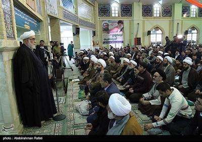 حجتالاسلام محمدی گلپایگانی رئیس دفتر رهبر انقلاب