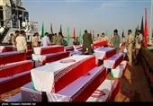 خوزستان با قدوم شهیدان معطر میشود؛ میزبانی معراج شهدای اهواز از 44 شهید تازه تفحص شده