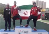 دوومیدانی قهرمانی نوجوانان آسیا| طلا و نقره پرتاب دیسک برای رحمانیفر و صمیمی/ ایران رکورددار مسابقات آسیا شد