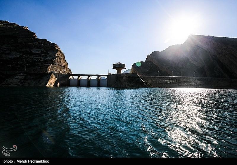 سد مارون - خوزستان