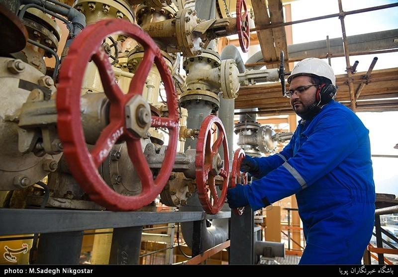 رکورد 40 ساله پالایش نفت در ایران شکسته شد