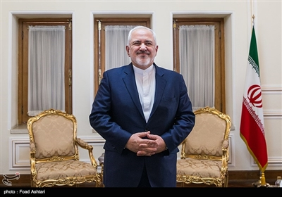 Iranians Never to Allow Others to Decide Their Fate: Zarif