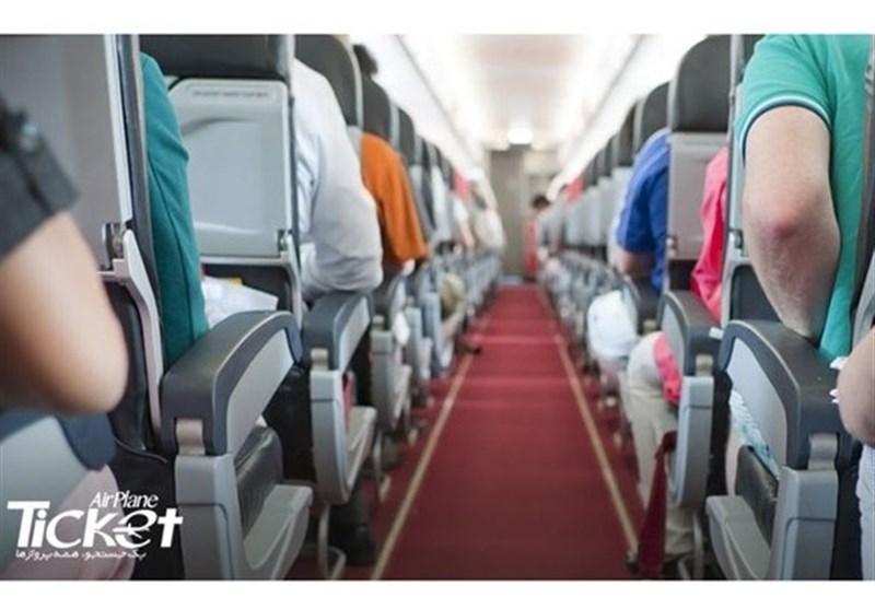 صندلیهای هواپیما چه تفاوتی با هم دارند!